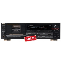 AIWA EXCELIA XK-007 Cassette Deck
