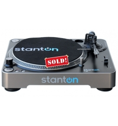 Stanton T62 Direct Drive Turntable