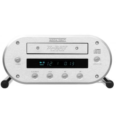 Musical Fidelity X-RAY CD Player camarossaudio
