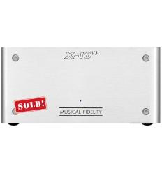 Musical Fidelity X-10 v3 Tube Buffer