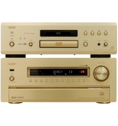 Denon AVC-A1 Amplifier DVD-5000 Player - DAC