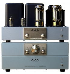 Air Tight M101 Tube Power C101 Tube Preamp