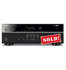 Yamaha RX-V477 5.1 Network AV Receiver with Airplay