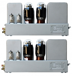 QUAD 2 22 Pre & Power Amplifier