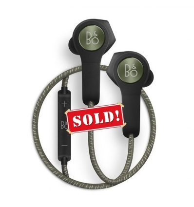 Bang & Olufsen Beoplay H5 Wireless Bluetooth Earphone Headphone