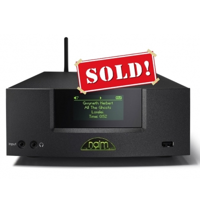 Naim Audio UnitiQute 2 All-in-One Audio Player