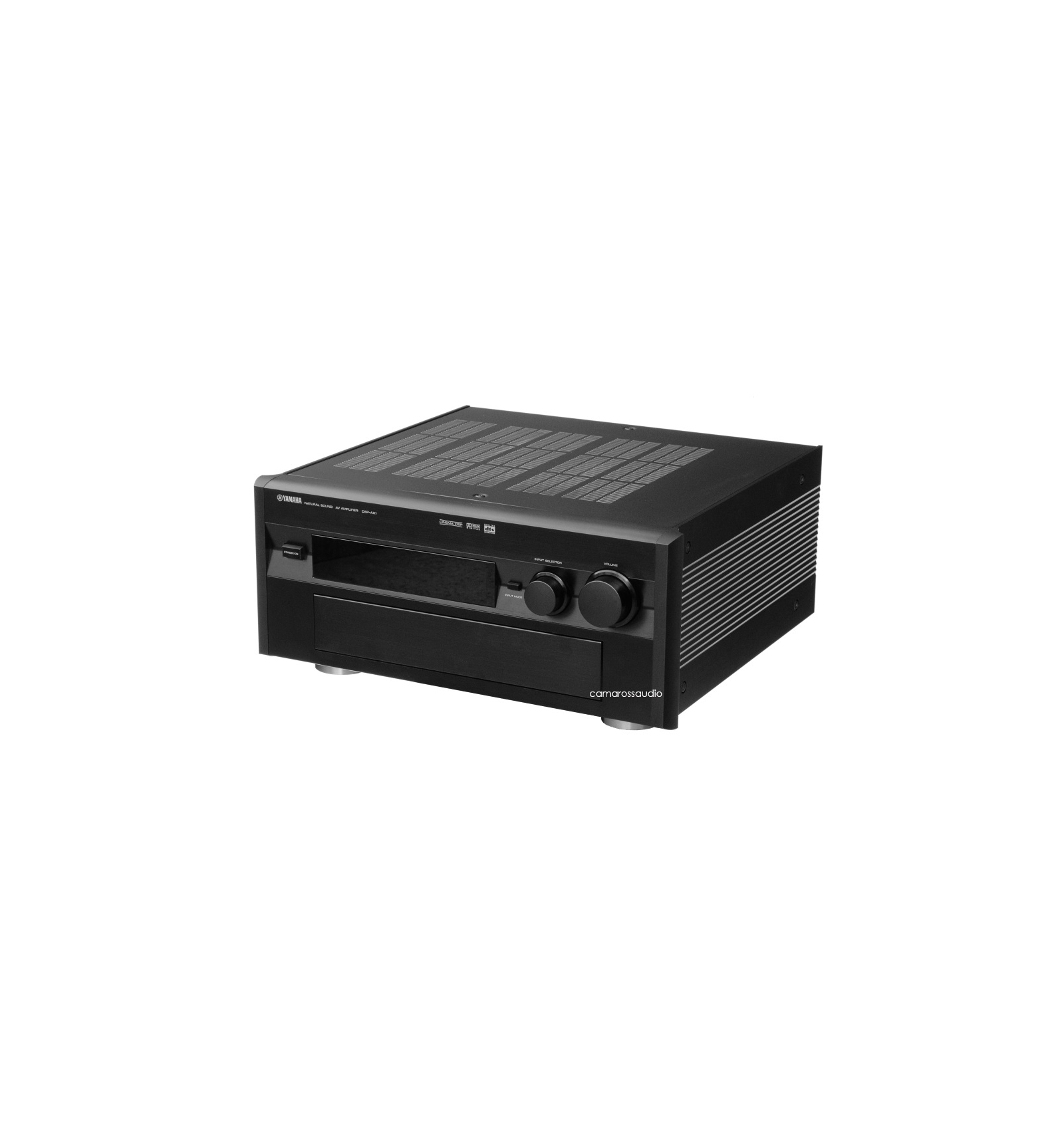 Yamaha Dsp A  Channel Amplifier