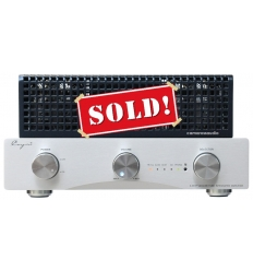 Cayin A-55TP Tube Integrated Amplifier Silver
