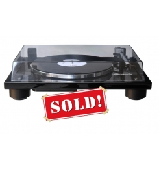 Thorens TD 206 Manual Turntable