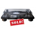 Thorens TD 206 Manual Turntable ( Ortofon OMP Cardridge )