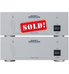 SEEC Excellent Series Mediator 4 Power Amplifier