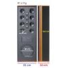 Polk Audio SDA SRS size