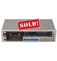 Teac V-707RX (3 Head) Autoreverse Cassette Deck