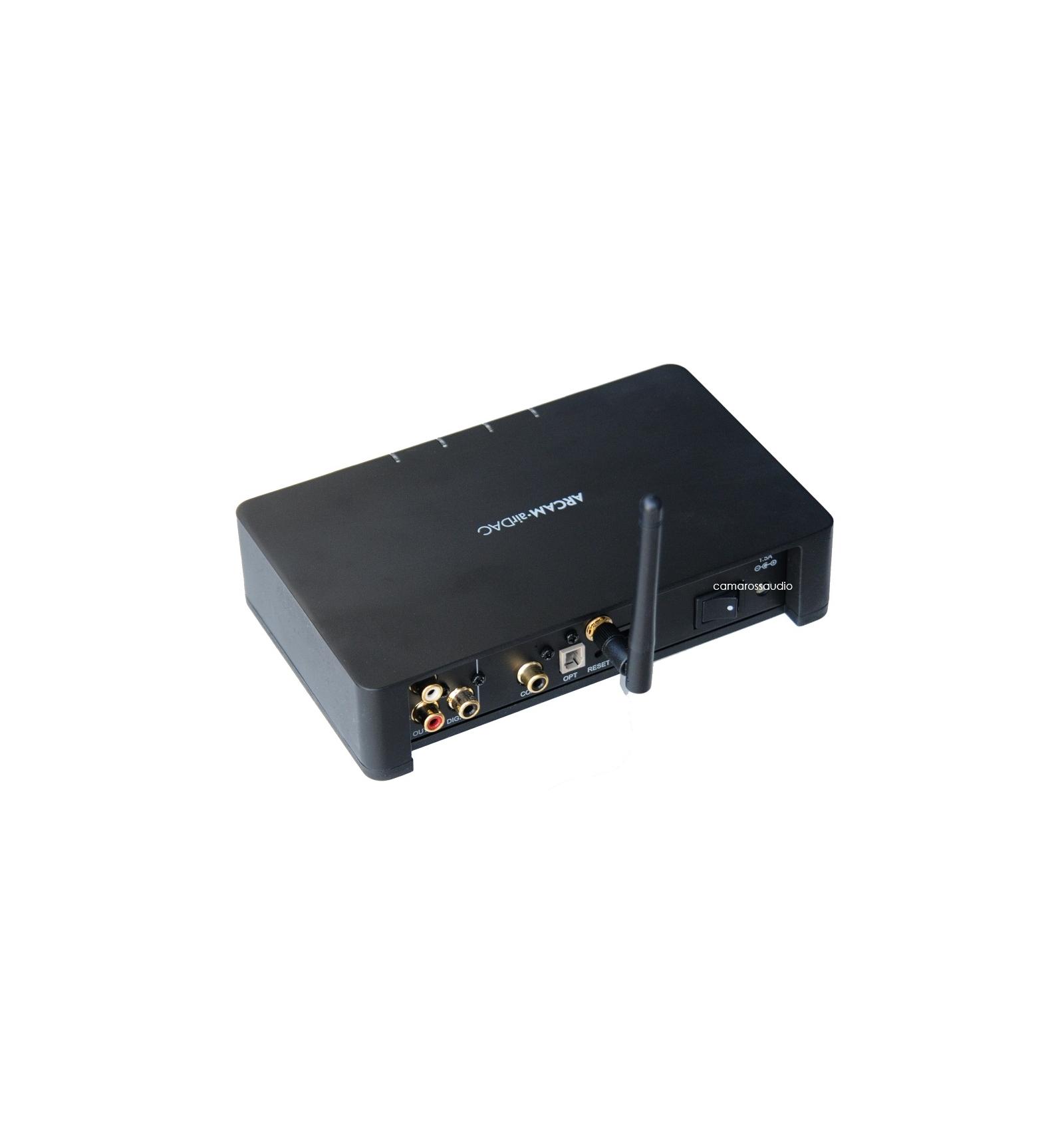 arcamairdac, arcam, airdac, wireless, dac, airplay,