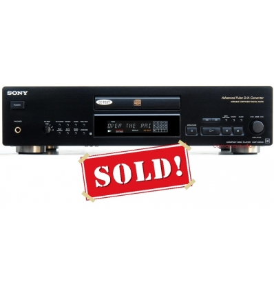 SONY CDP-XB740 Cd Player