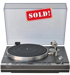 Sony PS-X60 Fully-Automatic Turntable