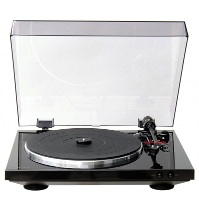 Denon DP-300F Full Automatic Turntable (Siyah)