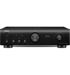 Denon PMA-520AE Integrated Amplifier (Siyah)