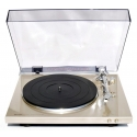 Denon DP-300F Full Automatic Turntable (Silver)