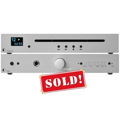 Pro-Ject maiA Integrated Amp. & CD Box S