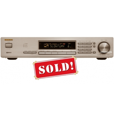 Onkyo T-4511 FM Stereo Tuner ( RDS )
