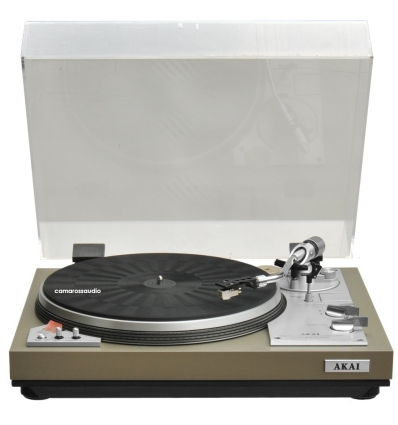 Akai AP-206C Direct-Drive Turntable
