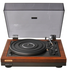 Pioneer PL-55X Direct Drive Turntable