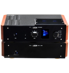 Lector ZOE Preamp WM200 Power Amplifier