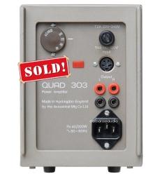 QUAD 303 Power