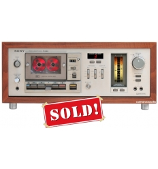 SONY TC-K60 Cassette Deck