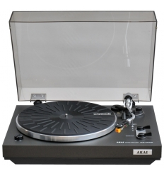 Akai AP-100C Auto-Return Belt-Drive Turntable