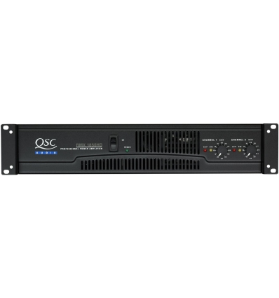 QSC RMX 1850HD Power Amp