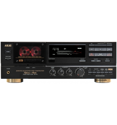 AKAI GX-75 Cassette Deck (Reference Master)