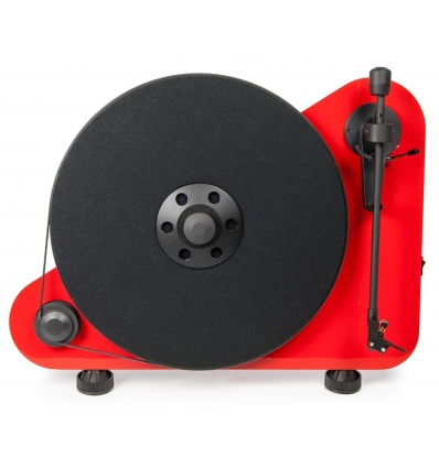 Pro-Ject VT-E BT (Red) Bluetooth Turntable
