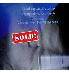 Analogue Studio Carbon Fiber Turntable Mat