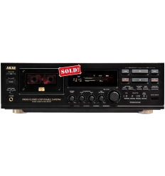 Akai GX-67 Cassette Deck (3 Head)