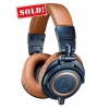Audio-Technica ATH-M50x Limited Edition Professional Studio Monitor Headphones