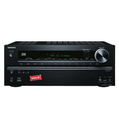 Onkyo TX-NR616 7.2-Channel Network A/V Receiver