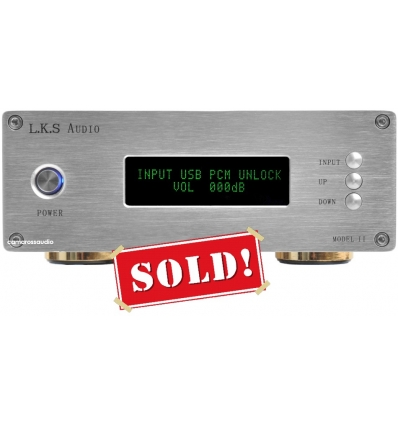 LKS Audio ES9018 DAC (DSD)
