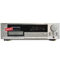 Denon DRM-800A Cassette Deck (3 Head - 3 Motor)