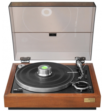 Sony PS-5520 Belt-Drive Turntable (Auto - manual)