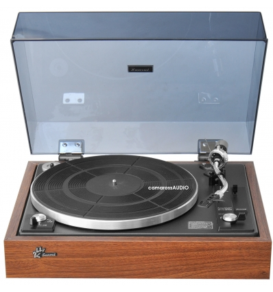 Sansui SR-212 Turntable ( Auto Return )