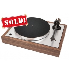 Pro-ject The Classic Walnut (BOX) 2M Silver
