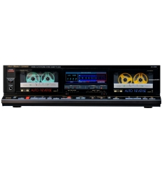 Fisher CR-W890 Double Reverse Stereo Cassette Deck