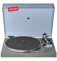 Technics SL-20 Manual Turntable