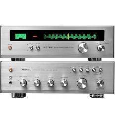 Rotel RA-311 Amplifier RT-322 Tuner
