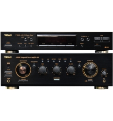 Teac A-R600 Integrated Amplifier & T-R460 Tuner