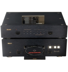 Teac VRDS-T1 Transport & D-T1 Dac