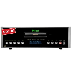 McIntosh MCD205 Compact Disc Changer