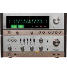 Kenwood KA-8004 Amplifier KT-8005 Tuner